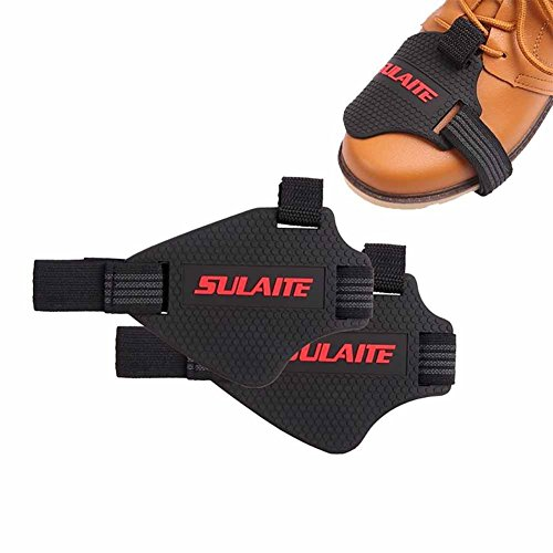 Madbike Motorcycle Motorbike shift Pad shoe Boot cover Protective Gear