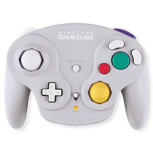 Manette Wavebird Nintendo GameCube (Sans fil)