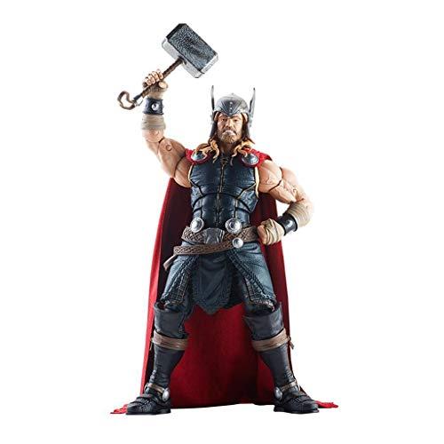 Marvel Legends Serie 12-Zoll-Thor Action Figure Avengers Spielzeug for Kinder Geburtstagsgeschenk Sammlung-Home Car Decoration - Inch Action-figur Superman 12