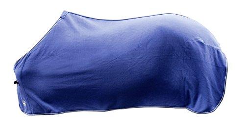 HKM Abschwitzdecke-Madrid Pferdeausstattung, dunkelblau, 145
