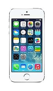 Apple ME433DN/A iPhone 5S iOS 16 Go Argent