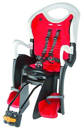 Liege-Kindersitz, black/ white