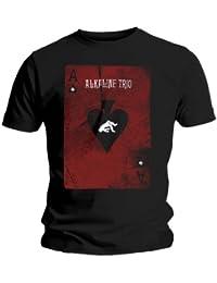 Loud Distribution - T-Shirt - Imprimé musique et film - Col Rond - Manches Courtes Homme