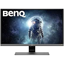 "BenQ EW3270U - Monitor de 32"" UHD, HDR (Eye-Care, Panel VA, AMD FreeSync, Brightness Intelligence Plus, HDMI 2.0 x 2, DP 1.2, USB-C, Altavoces Incorporados)"