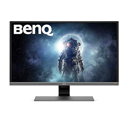 BenQ EW3270U 80,01 cm (31,5 Zoll) Monitor (4K UHD 3840 X 2160 Pixel, HDR10, AMD FreeSync, Brightness Intelligence Plus, USB-Typ C) grau - Die Xbox Für Netzkabel One