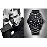 Men Business Watch Stainless Steel From Curren 8110