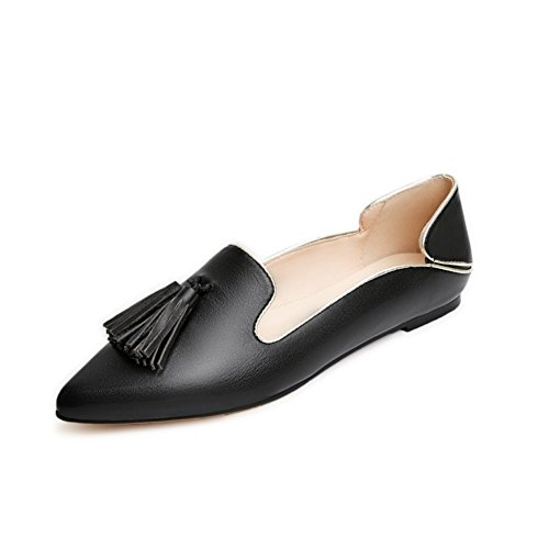 Asakuchi pointes glands chaussures au printemps/chaussures de loisirs coréenne/chaussures de femme A