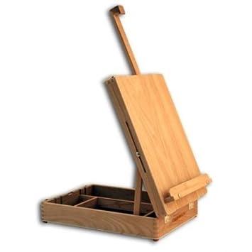 loxley artists art easels mini display easel tabletop easels u0026 box easels chatsworth - Display Easel