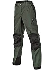 Pinewood Lappland Extrem Hose, dunkelgrün/schwarz, Gr. 60