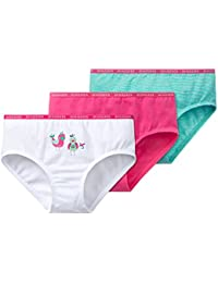 Schiesser Mädchen Unterhose Multipack 3pack Slips, 3er Pack