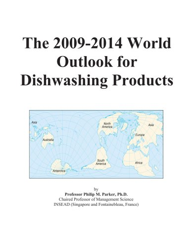 The 2009-2014 World Outlook for Dishwashing Products