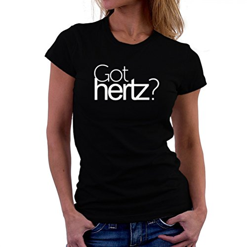 got-hertz-women-t-shirt