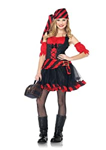 Leg Avenue - Disfraz de pirata para mujer, talla M (J4805805011)