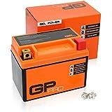 Batterie 12V 5Ah Gel GP-Pro (TYP - GTX4L-BS / ähnlich YTX4L-BS) (versiegelt / wartungsfrei)
