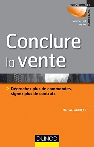 Conclure la vente (Vente Distribution)
