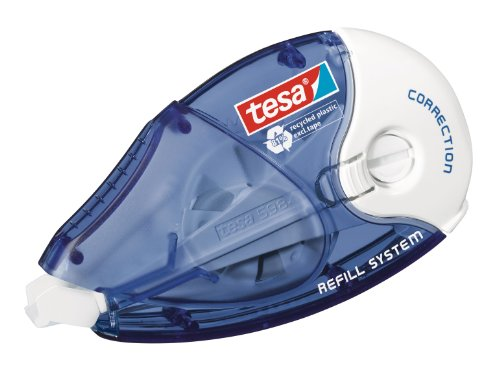Tesa 59971-20BL - Tesa Korrekturroller nachfüllbar 14m x 4,2mm