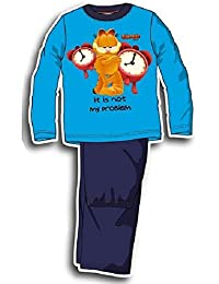 Garfield pijama largo