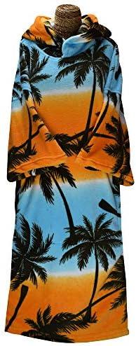 TLS Hooded Poncho Change Robe Palm TreeB07MR9GB45Parent | Distinctive  Distinctive  Distinctive  | Raccomandazione popolare  | Reputazione a lungo termine  | Imballaggio elegante e stabile  5d440b