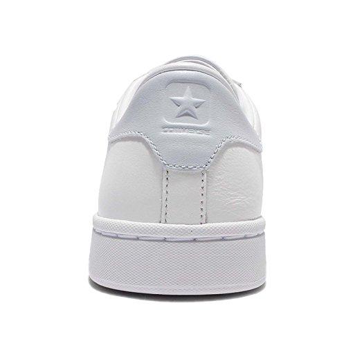 Converse Chucks 555932C Weiss Star Player LP OX Leder Weiss White Porpoise White White Porpoise White