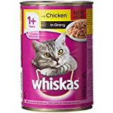 Whiskas Chicken in Gravy Cat Food - 400g
