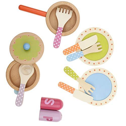 et Küchenset Kochutensilien Set, Spaß am Kochen für Kinder ()