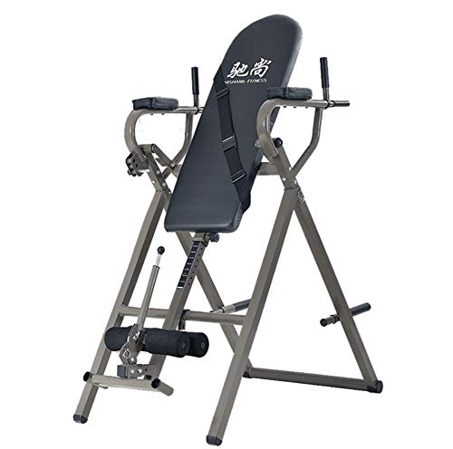 Lcyy-inversion Umkehrtisch - Gravity Trainer mit perfektem Balance-System - Parallel Bar Machine, Pull-ups, Push-ups, Sit-ups - Imbeweist Rückenschmerzen und Haltung -