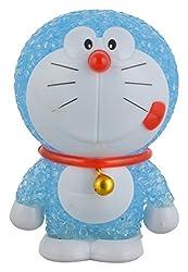 A K Creation Rubber Doraemon LED Night Lamp (Blue, 0.5 Watts)