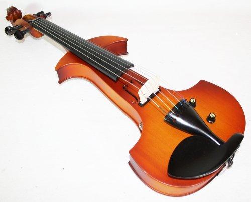 Cherrystone 4260180886672 6 saitige E-Geige mit Zubehör