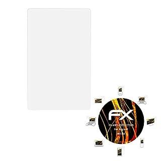 atFoliX Schutzfolie für Azgiant NT-90 Displayschutzfolie - 3 x FX-Antireflex blendfreie Folie