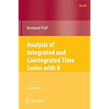 [(Analysis of Integrated and Co-integrated Time Series with R)] [By (author) Bernhard Pfaff] published on (August, 2008)