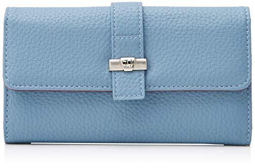 b856d895f4 Trussardi Jeans Ischia Wallet Zip Around, Portafoglio Donna, 21x10x3 cm (W  x H x L)