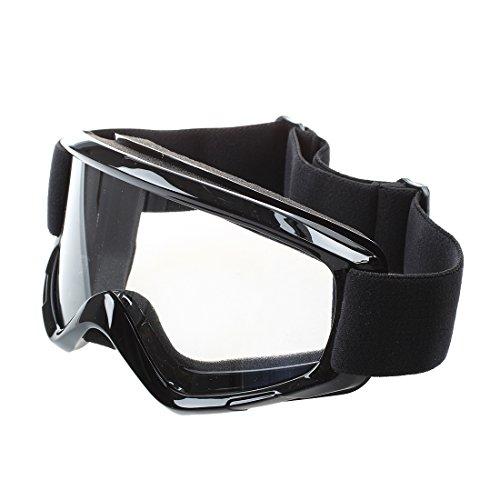 24ebfe6aa2e332 SODIAL(R)T815-39 Lunettes Goggles Protection Moto Velo Motocross Enduro Ski  Airsoft
