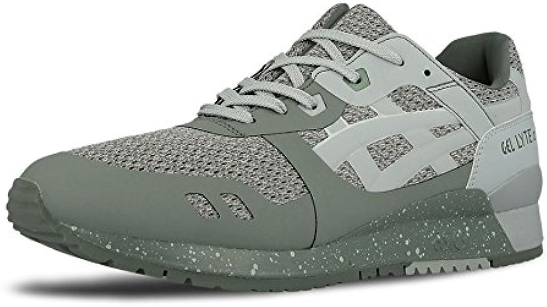 Asics Herren Gel Lyte III NS Sneaker Grau  38