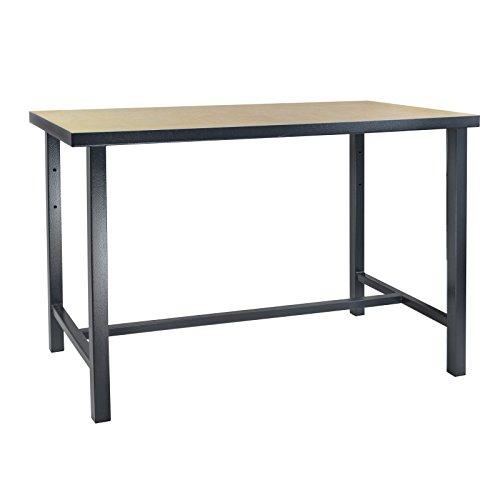 DEMA Werktisch 120x60x85 / anthrazit