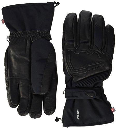 Ziener Herren Gigolosso Gtx(R)+Gore Warm PR Gloves Ski Alpine Alpinhandschuhe, Black, 9.5