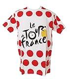 T-shirt Le Tour de France de cyclisme - Collection officielle - Taille adulte Homme M