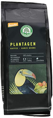 Lebensbaum Plantagen Kaffee, Bohne, 250 g