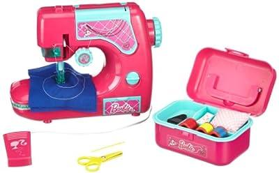 SW100BB Lexibook - máquina de coser Barbie por Mattel