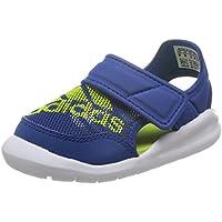 Adidas bambini Badelatschen Flex Zee Swim sandali, Bambini, Badelatschen Flex Zee Swim Sandale, blu, 22