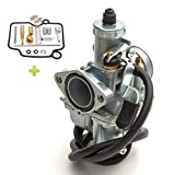 Carburateur Mikuni VM22 26mm 125cc 140cc pour quad ATV Dirt Pit Lifan YX Zongshen Pit Dirt Bike XR50CRF70KLX HK-127AB