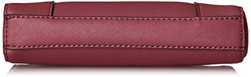 Guess Hwvg6691700, Borsa a Mano Donna, 15 x 26.5 x 42 cm (W x H x L) Rosso (Bordeaux)