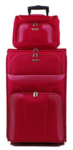 Travelite orlando trolley 73 cm beauty case en 3 couleurs
