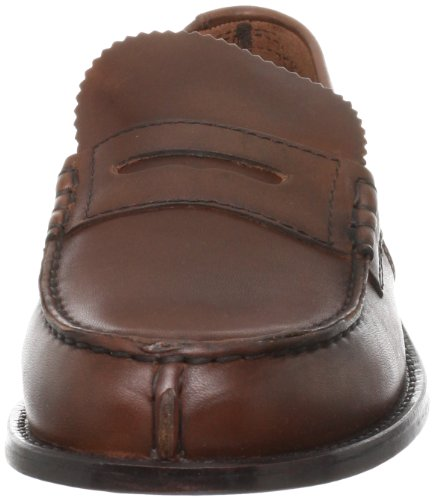 Clarks Beary Loafer 20349842 Herren Slipper Braun (Mid Brown Lea)