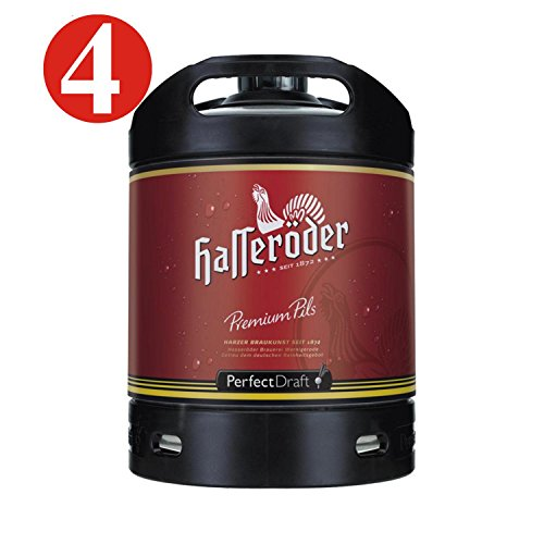 4x-hasseroder-perfect-draft-permium-pils-6-liter-fass-49-vol