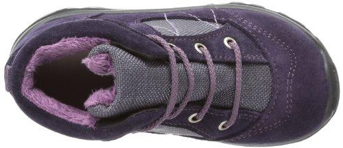 Ricosta SAMU(M), Chaussures bateau garçon Violet - Violett (blackberry/viola 380)