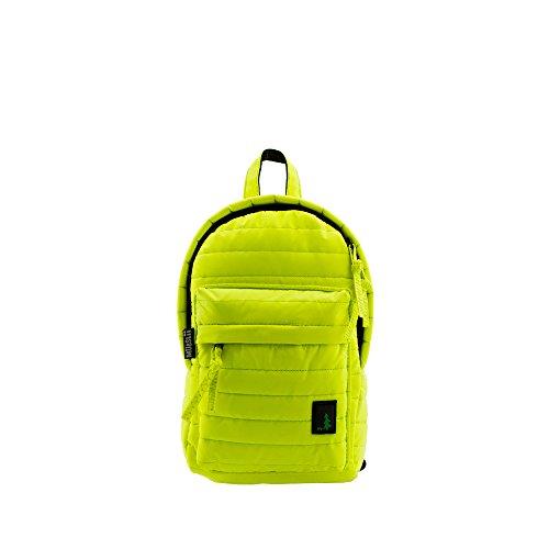 Mueslii - Zaino Mini sparkling neon yellow