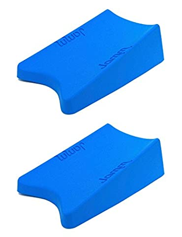 THE #1 Rated Doorstop. Outperforms all other door stops and door wedges. Its unique Award winning design holds doors fast from both sides at the same time. Premium Non Rubber Hardware. Food-grade materials. BpA, Lead and Phthalate free. (Double pack, Pacific Blue)