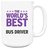 Worlds Best Viola Bus Driver-Tazza 048 15 ml