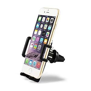 TaoTronics® Auto Handy KFZ Halterung Lüftung f. Samsung iPhone Smartphone