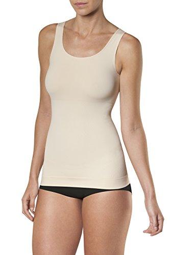 Sleex Figurformendes Damen Unterhemd (mit breiten Traegern) Test